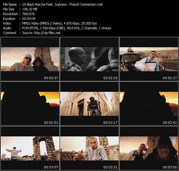 Black Marche Feat. Soprano video screenshot