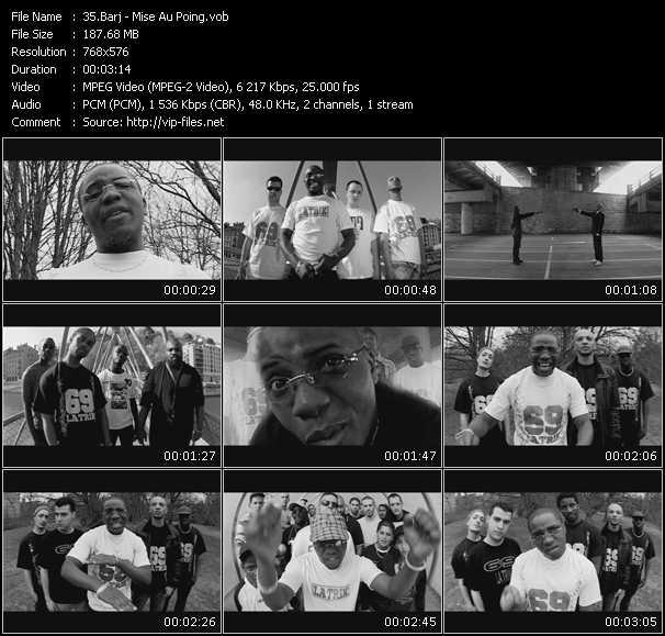 Barj video screenshot