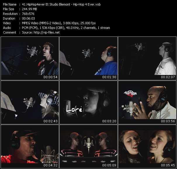 HipHop4ever Et Studio Blemont video screenshot