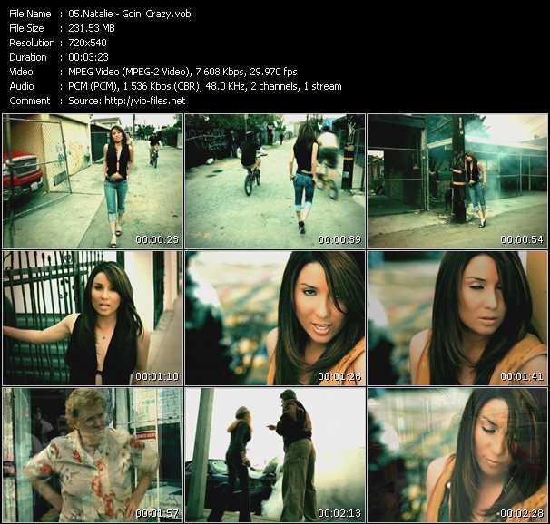 Natalie video screenshot
