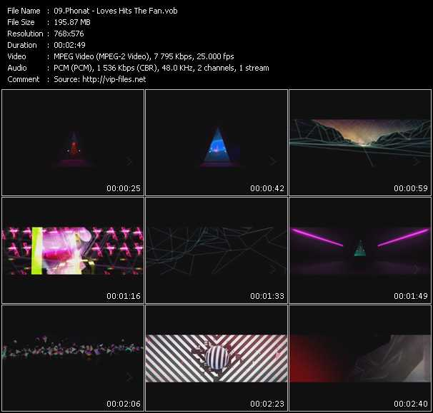 Phonat video screenshot