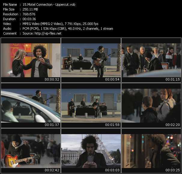 Motel Connection video screenshot