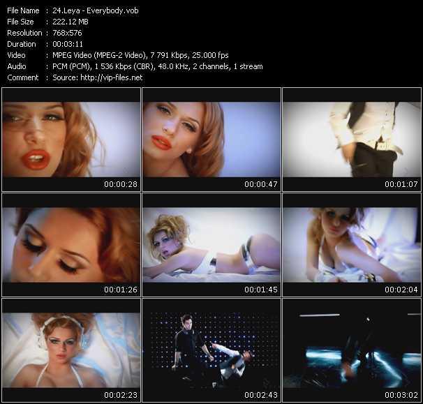 Leya video screenshot