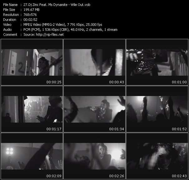 Dj Zinc Feat. Ms. Dynamite video screenshot