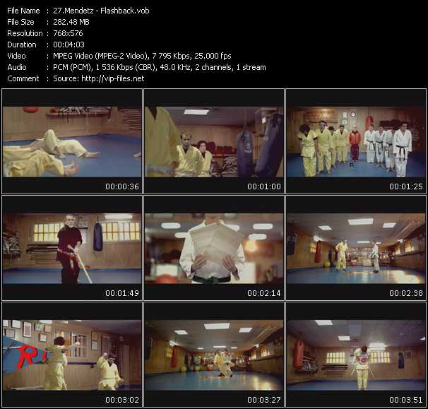 Mendetz video screenshot