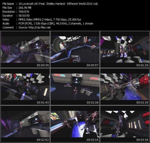 Loverush UK! Feat. Shelley Harland video screenshot