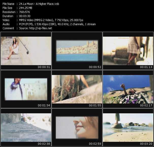 La Moon video screenshot