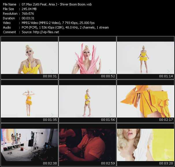 Max Zotti Feat. Ania J video screenshot