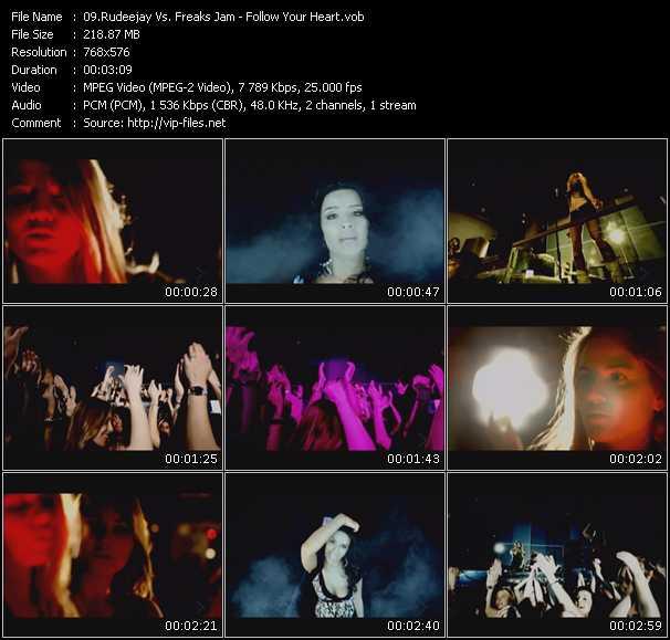 Rudeejay Vs. Freaks Jam video screenshot