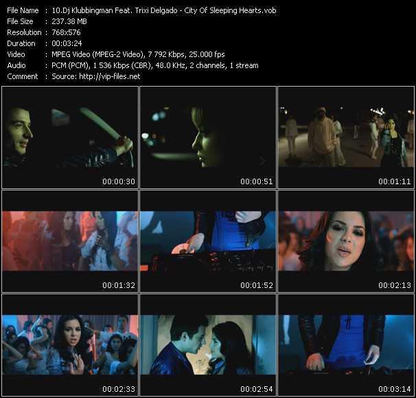 Dj Klubbingman Feat. Trixi Delgado video screenshot