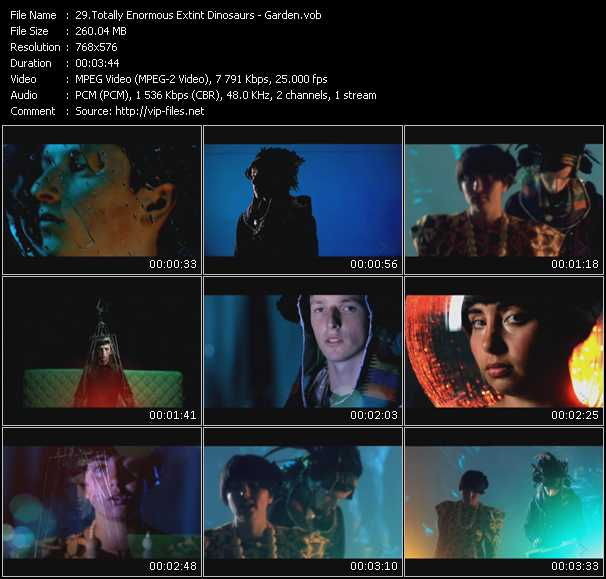 Totally Enormous Extinct Dinosaurs video screenshot