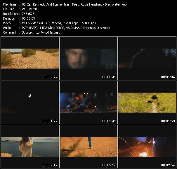 Carl Kennedy And Tommy Trash Feat. Rosie Henshaw video screenshot