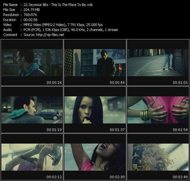 Seymour Bits video screenshot