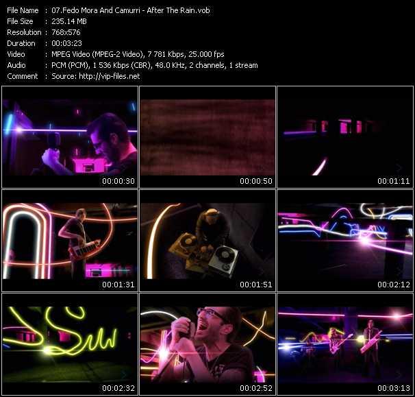 Fedo Mora And Camurri video screenshot