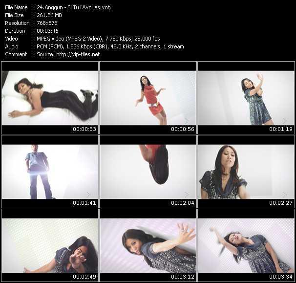 Anggun video screenshot