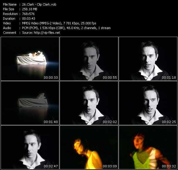 Clark video screenshot