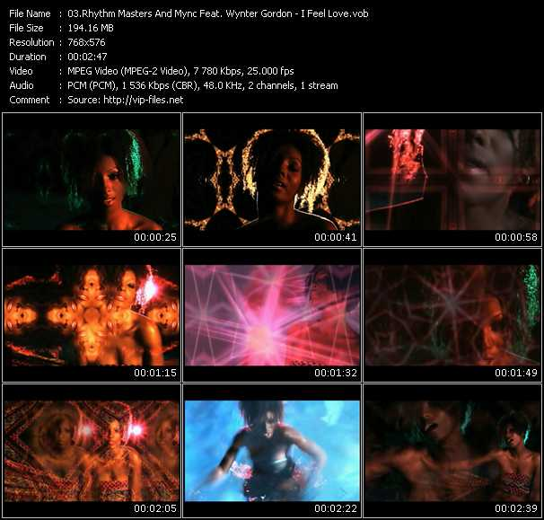 Rhythm Masters And Mync Feat. Wynter Gordon video screenshot