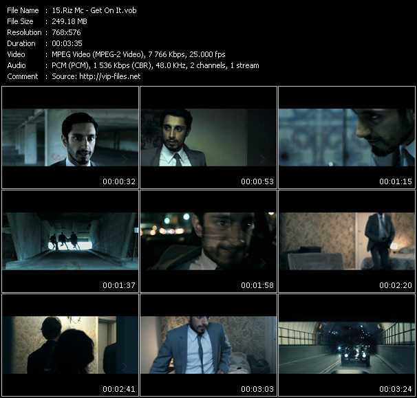 Riz Mc video screenshot