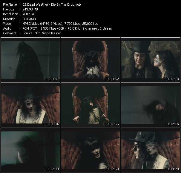 Dead Weather video screenshot
