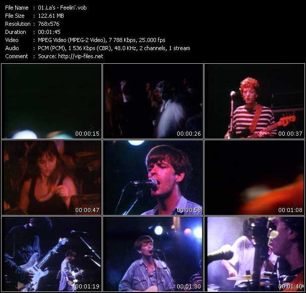 La's video screenshot