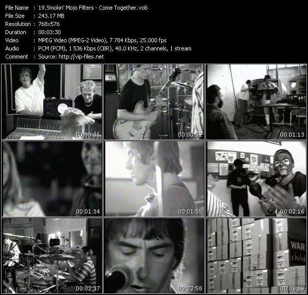 Smokin' Mojo Filters video screenshot