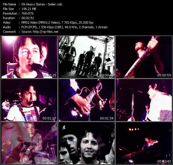 Heavy Stereo video screenshot