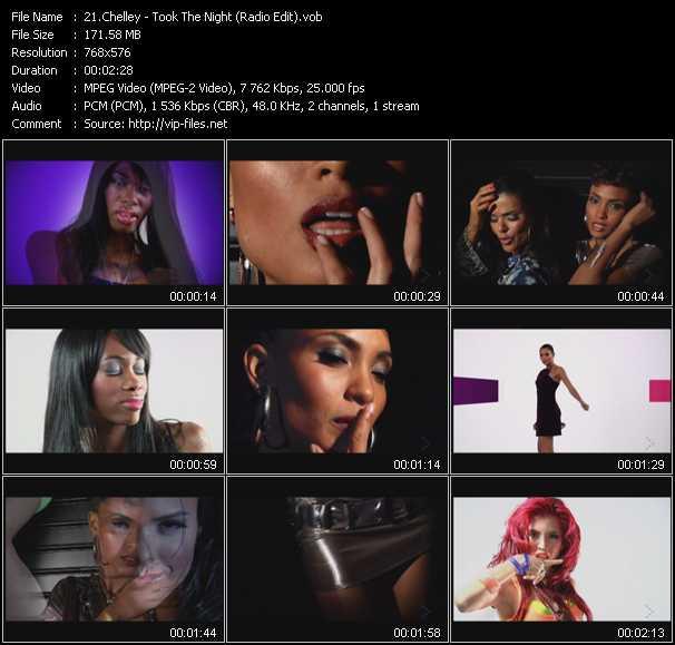 Chelley video screenshot