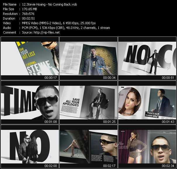 Stevie Hoang video screenshot