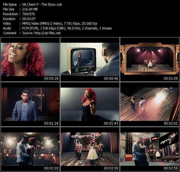 Cherri V video screenshot