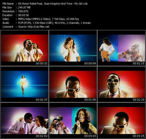 Honor Rebel Feat. Sean Kingston And Trina video screenshot
