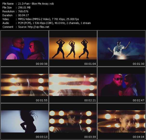 D-Fam video screenshot