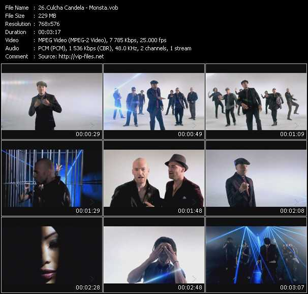 Culcha Candela video screenshot