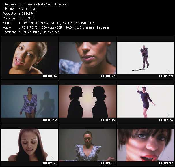 Bukola video screenshot