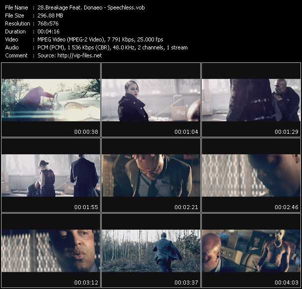 Breakage Feat. Donaeo (Donae'o) video screenshot