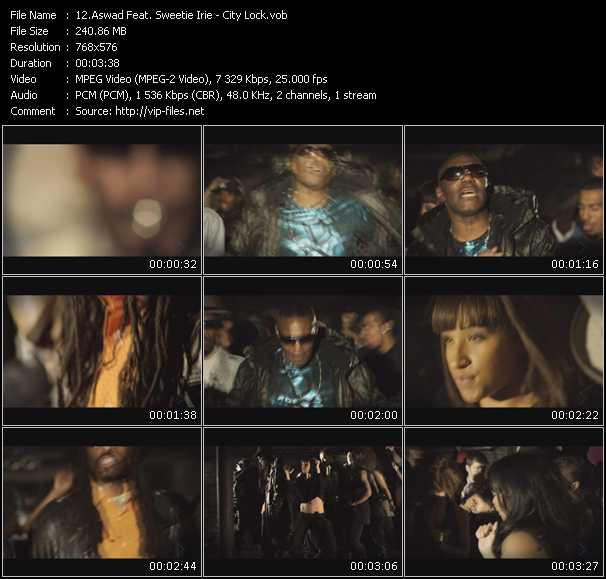 Aswad Feat. Sweetie Irie video screenshot