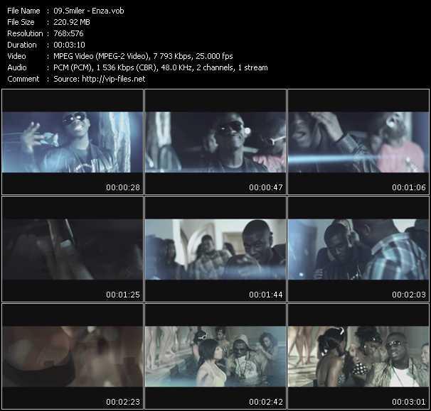 Smiler video screenshot