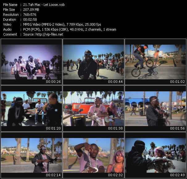 Tah Mac video screenshot