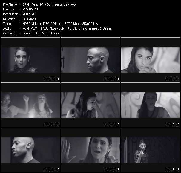 Gil Feat. NY video screenshot