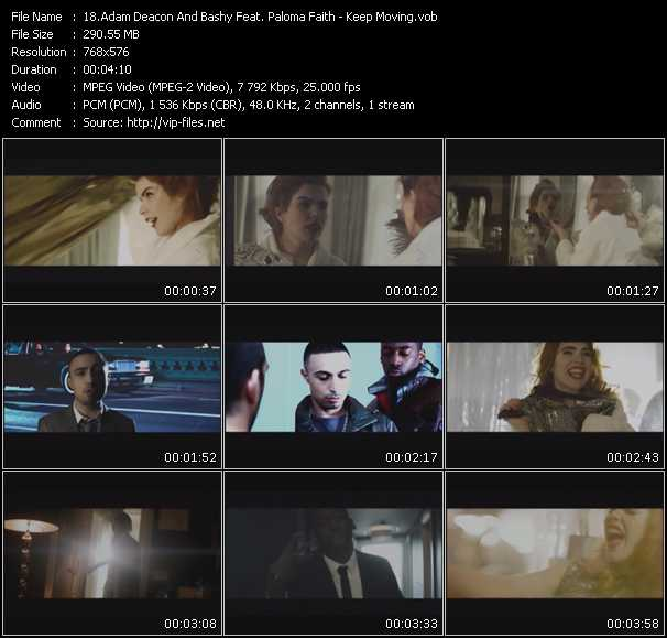 Adam Deacon And Bashy Feat. Paloma Faith video screenshot