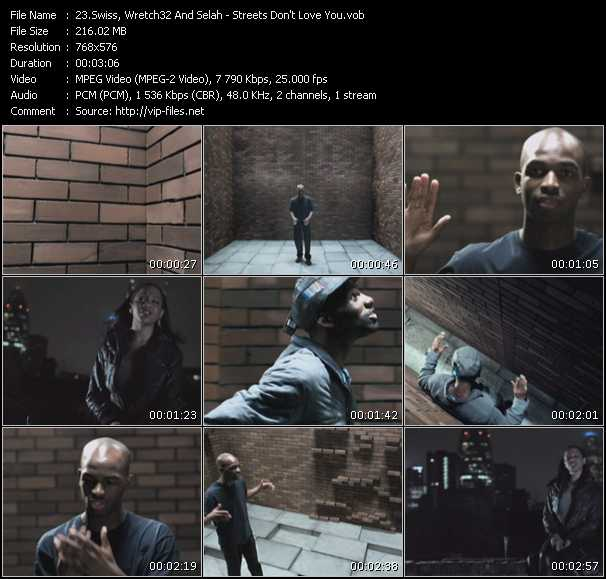 Swiss, Wretch 32 And Selah video screenshot