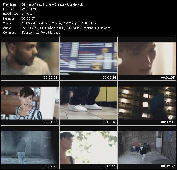 Kano Feat. Michelle Breeze video screenshot