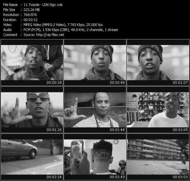 Twizzle video screenshot