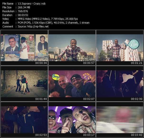 Soprano video screenshot