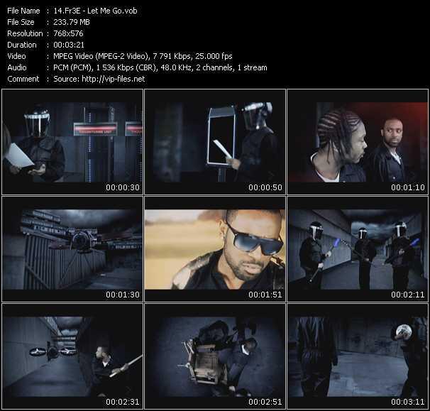 Fr3E video screenshot
