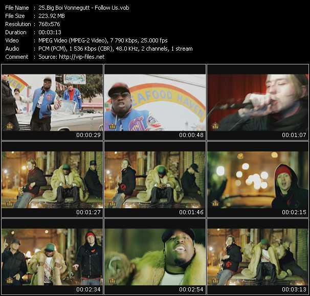 Big Boi Vonnegutt video screenshot