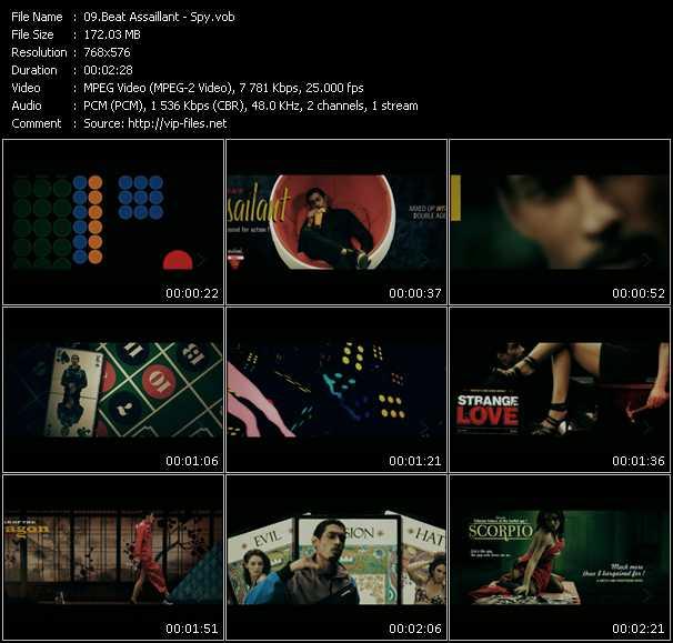 Beat Assailant video screenshot