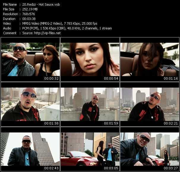 Redzz video screenshot