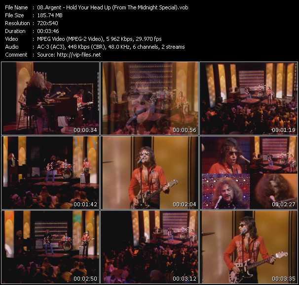 Argent video screenshot