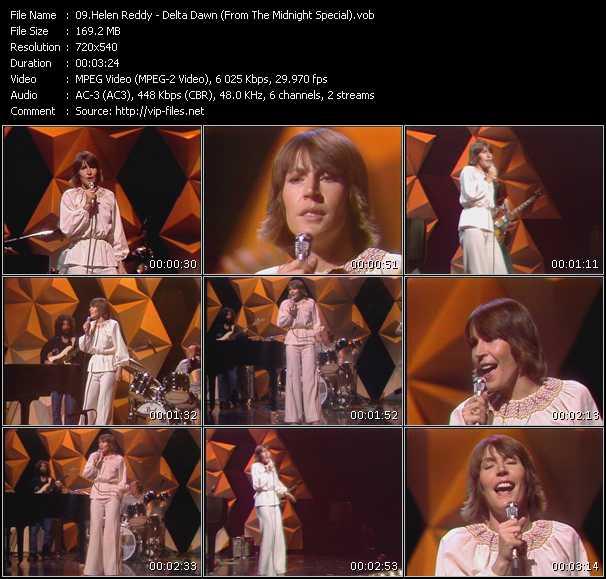 Helen Reddy video screenshot