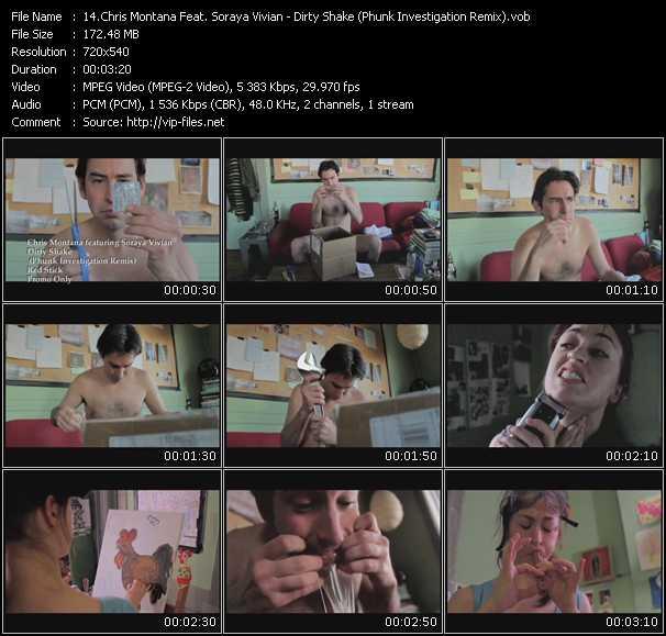 Chris Montana Feat. Soraya Vivian video screenshot